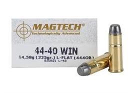 Magtech 44-40 Win 225gr Flat 50 Schuss