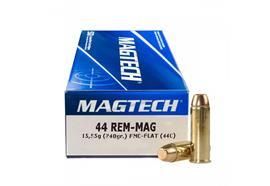 Magtech 44 Magnum 240gr FMJ Flat 50 Schuss