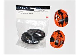 Peltor Comfort Hygiene Kit Sporttac Gel Orange