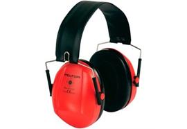 Peltor Gehörschutz Bullseye Rot