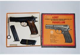 Pistole CZ 75 9mm Para