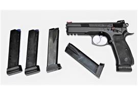 Pistole CZ SP01 9mm Para