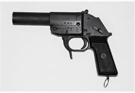 Pistole Schweiz Raketenpistole 34mm Leucht