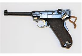 Pistole Waffenfabrik Bern Parabellum 7.65 Para