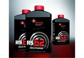 Reload Swiss Nitropulver RS62, Einbasig 1000g