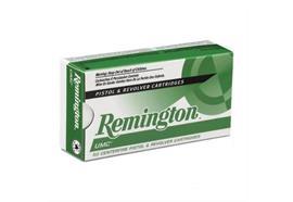 Remington 10mm Auto 180gr FMJ 50 Schuss