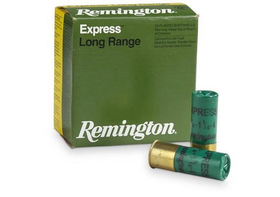 Remington 12/70 Long Range 11/4OZ 25 Schuss