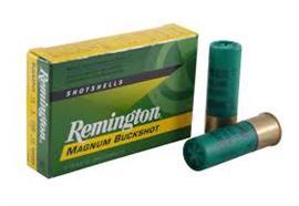 Remington 12/76 Magnum Buckshot 000BK 5 Schuss