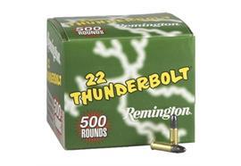 Remington 22L.r High Velocity 500 Schuss
