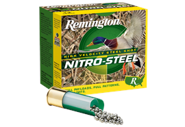 Remington Schrotpatrone 12/76, NSteel HV No.T 5mm
