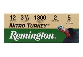 Remington Schrotpatrone 12/89, NitroTurkeyMag No.5