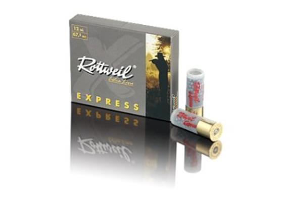 Rottweil 12/67.5 Express 38g 4.5mm 70 Ku 10 Schuss