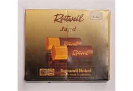 Rottweil 12/70 Jagd 36g 3.5mm 10 Schuss