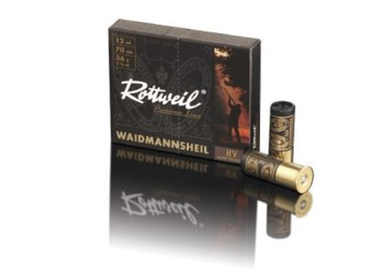 Rottweil 12/70 WheilSchwarz 36g No6-2.7mm 10Schuss
