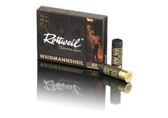 Rottweil 16/70 WheilSchwarz 31g No5-3.0mm 10Schuss