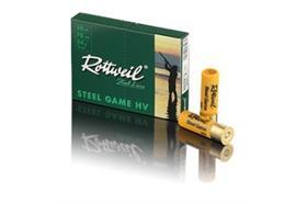 Rottweil 20/70 Steel Game 24g No6-2.6mm 10Schuss