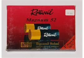 Rottweil 20/76 Magnum 34g No4-3.2mm 10 Schuss