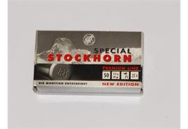 RWS 22L.r Special Stockhorn 50 Schuss