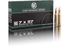 RWS 7x57 8.0g Kegelspitz 20 Schuss
