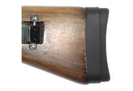 Schaftverlängerung mit Gummikappezu K 31 15mm