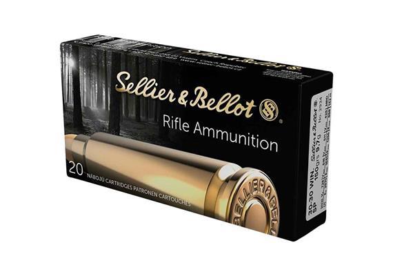 Sellier & Bellot 30-30Win 150Gr SP 20 Schuss