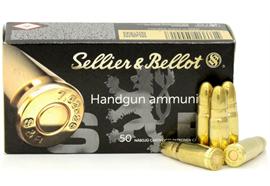 Sellier & Bellot 7.62x25 Tok 85grs FMJ 50 Schuss