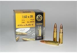 Sellier & Bellot 7.62x39 123gr FMJ 50 Schuss