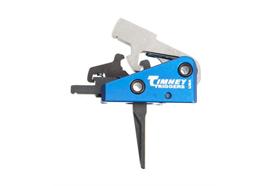 Timney Targa 2-Stage Long Trigger 2+2 IB Flat