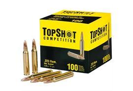 TopShot 223Rem 55grs VLM BT 100 Schuss