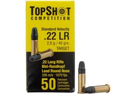 TopShot 22L.r Standard Velocity 50 Schuss