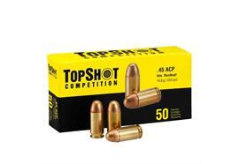 Topshot 45 ACP 230gr 50 Schuss