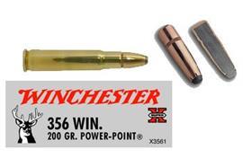 Winchester 356 Win200Gr PowerPoint 20 Schuss