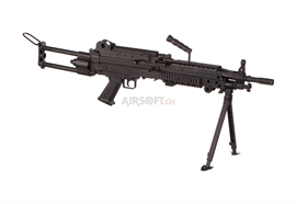 Airsoft M249 Para S&T