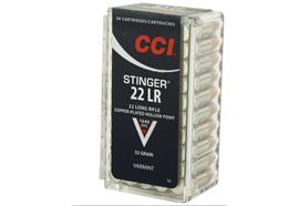 CCI 22 LRr Stinger 50 Schuss