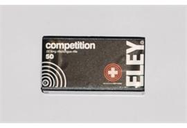 Eley 22L.r Competition 50 Schuss