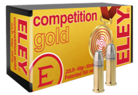 Eley 22L.r Competition Gold 50 Schuss