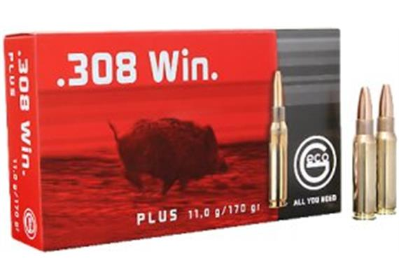Geco .308 Win 11g Plus 20 Schuss