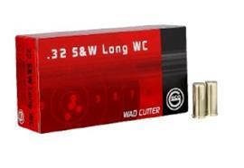 Geco 32S&W Long 100grs WC 50 Schuss