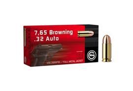 Geco 7.65mm Browning 4.7g VM 50 Schuss