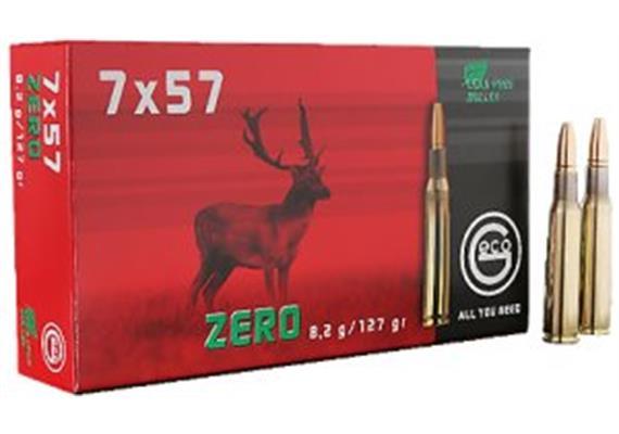 Geco 7x57 8.2g Zero 20 Schuss