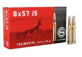 Geco 8x57IS 12.0g TM 20 Schuss