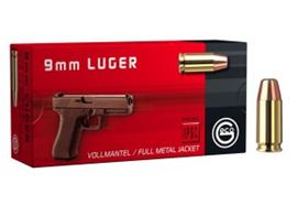 Geco 9mm Para 10g VM-FK 50 Schuss
