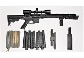 Halbautomat Hera Arms AR15 .223 Rem