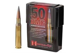 Hornady 50 BMG 750gr A Max 10 Schuss