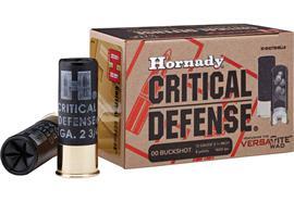 Hornady Critical Defense Buckshot 12/70 10 Schuss