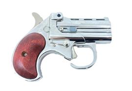 Pistole Bearman Derringer Chrome Cal. .38 Spl.