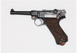 Pistole Deutsch P08 9mm Para