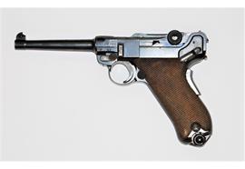 Pistole DWM Parabellum 7.65mm Para