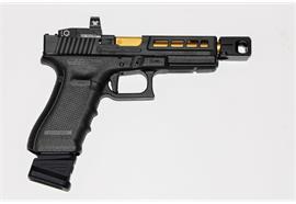 Pistole Glock 17 9mm Para Custom mit Vortex Venom