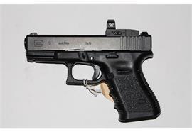 Pistole Glock 19 Gen3 9mm Para mit Vortex Venom